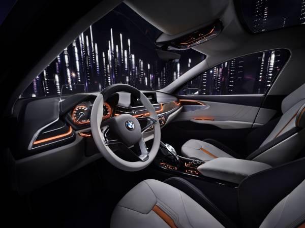 P90204813 lowRes BMW Concept Compact sedan ή μήπως σειρά 1 sedan; BMW, BMW Concept