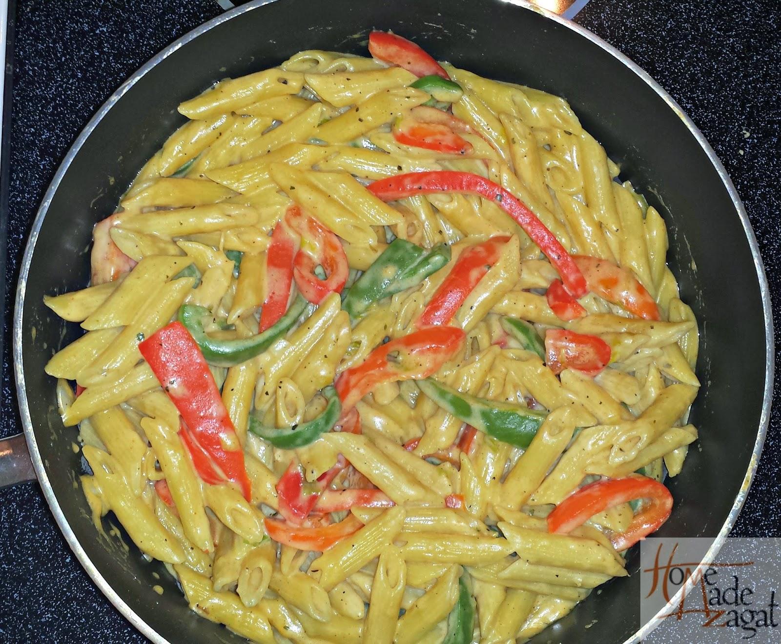 How to Make Rasta Pasta