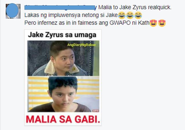 """""""ITO NAMAN MGA TAONG ITO..."""" Daniel Padilla Reacts to KATHRYN LOOK ALIKE WITH JAKE ZYRUS"""