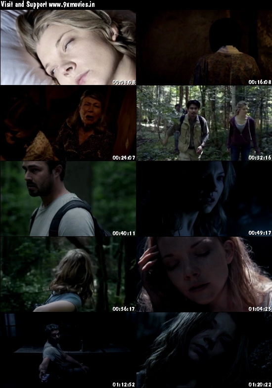 The Forest 2016 English HDRip 600MB
