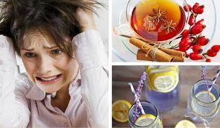 3 Boissons naturelles et médicinales pour calmer les nerfs
