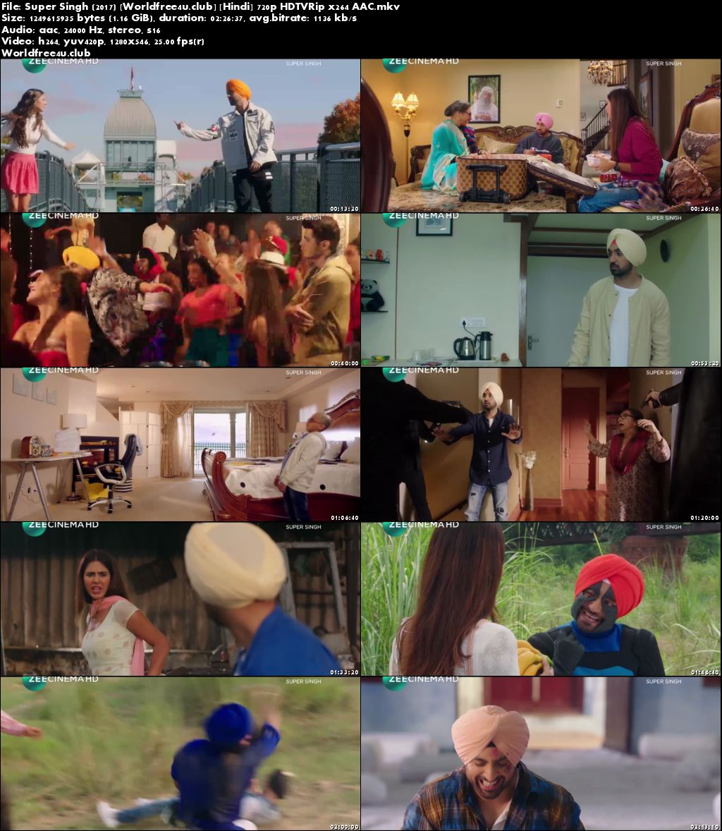 Super Singh 2017 world4free.ind.in Full HDRip 720p Hindi Movie Download