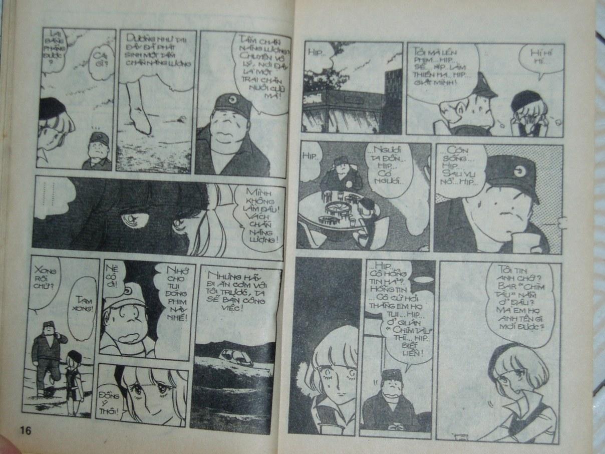 Siêu nhân Locke vol 04 trang 8