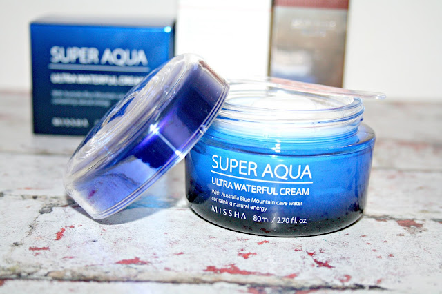 Missha Super Aqua Waterful Cream