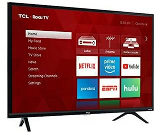 TCL LED TV Television