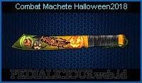 Combat Machete Halloween2018