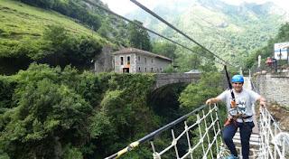 Asturias. Vidosa Multiaventura.