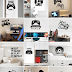 VINILOS DECORATIVOS GAMER GAMING