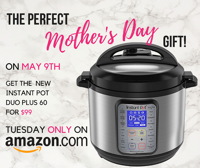 Instant Pot Duo Plus $60 only $99 (reg $120) + Free Shipping!
