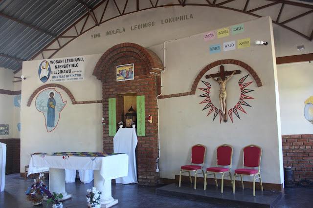 parroquia de Dandanda