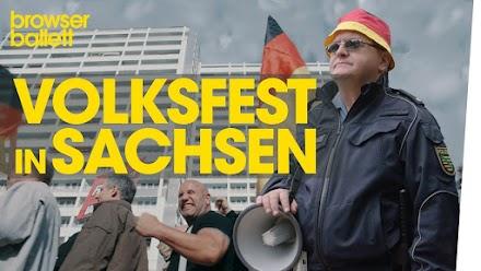 Volksfest in Sachsen | Und wie ein Hauch von 1933 durch Deutschland ziehen möchte