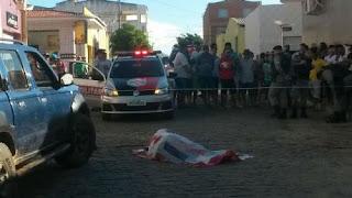Agricultor é morto com vários tiros no interior da Paraíba; Veja