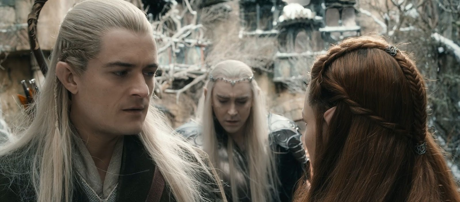 The Sea's Song: Height Differences in The Hobbit