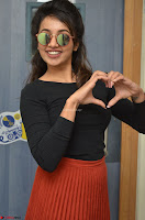 Tejaswini Madivada backstage pics at 92.7 Big FM Studio Exclusive  19.JPG