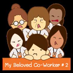 My Beloved Co-Worker#2