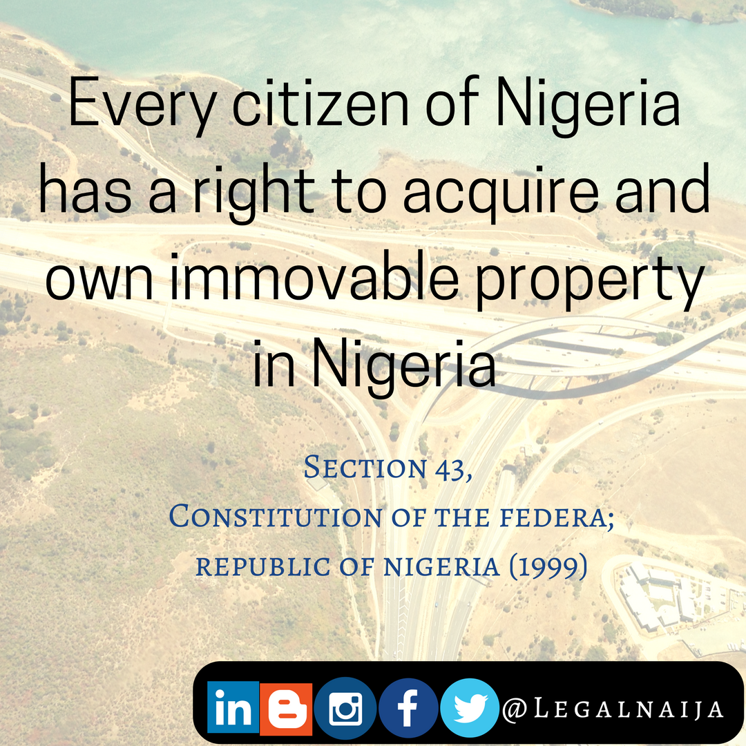 Overview of the legal requirements for revocation of certificate of overview of the legal requirements for revocation of certificate of occupancy in nigeria teingo inko tariah stopboris Choice Image