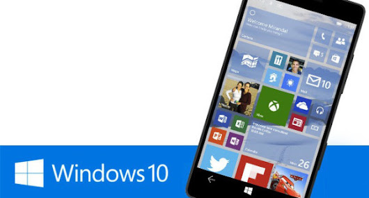 Microsoft releases Windows 10 Mobile update to all Lumia Phones