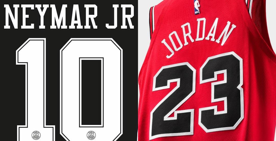 Unique Jordan Paris Saint-Germain 19-20 Kit Font Leaked