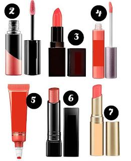 Tips Memilih Warna Lisptik Sesuai Warna Bibir