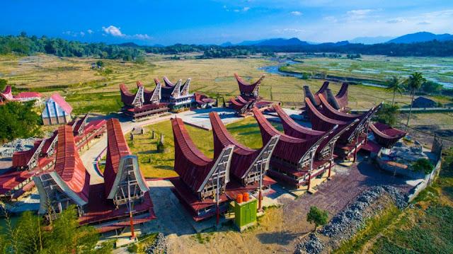 rumat adat museum Ne Gandeng Sulawesi Selatan