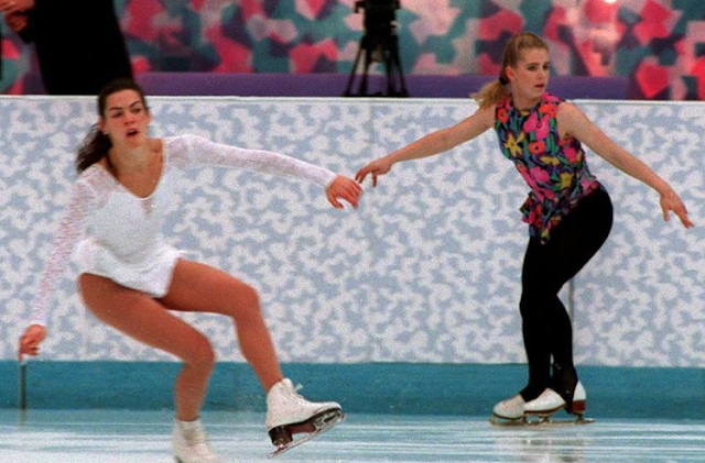 Nancy Kerrigan has very little to say about 'I, Tonya'