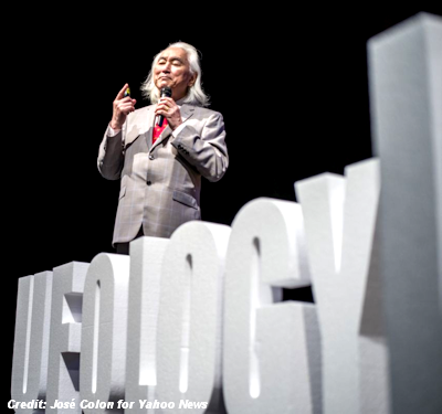 Physicist Michio Kaku Addresses 'Ufology World Congress' – VIDEO