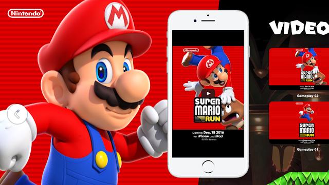 Nintendo Release Supermario, ini cara downloadnya