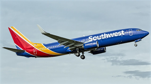 b737-800 southwest airlines
