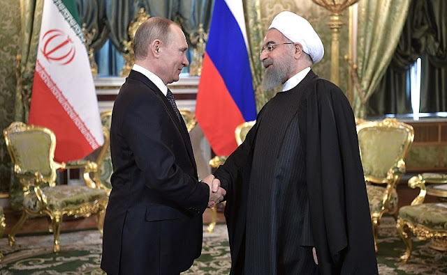 THINK TANK | Russia and Iran: Friends and Foes