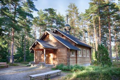 Metsolan tsasouna Lohjalla - valokuvaus Dimi Doukas, Vihti