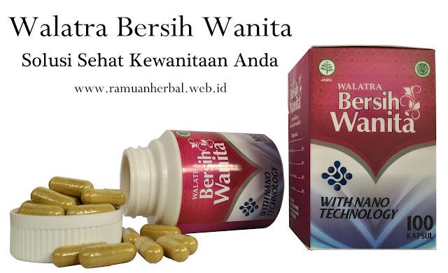 Herbal Walatra Bersih Wanita