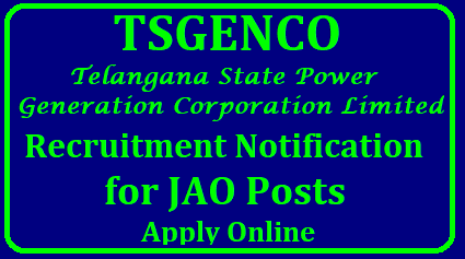 TSGENCO Recruitment Notification 2018 for JAO Posts TSGENCO JAO Recruitment 2018-19 | Apply Online for 42 Junior Accounts Officer @ tsgenco.co.in | 42 TSGENCO JAO Vacancy | TSGENCO Junior Accounts Officer Recruitment 2018 | TSGENCO Notification 2018 for Junior Accounts Officer Posts | Apply Online 42 Telanaga JAO Jobs @ tsgenco.cgg.gov.in | TSGENCO JAO Recruitment 2018 – 42 Junior Accounts Officer (JAO) Posts | Apply Now | tsgenco-jao-junior-accounts-officer-recruitment-notification-2018-apply-online-tsgenco.cgg.gov.in-important-dates-syllabus-model-question-papers-hall-tickets-answer-key-results-download TSGENCO JAO Posts 2018 Notification – 42 Jobs Current Notification & Important Dates/2018/04/tsgenco-jao-junior-accounts-officer-recruitment-notification-2018-apply-online-tsgenco.cgg.gov.in-important-dates-syllabus-model-question-papers-hall-tickets-answer-key-results-download.html