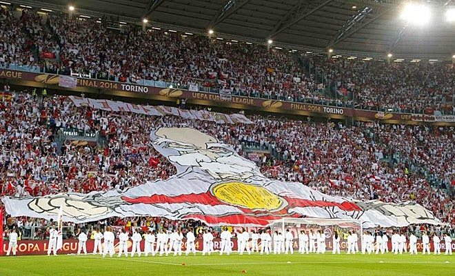 tifo biris final turin