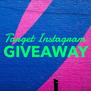 Enter the June Target Instagram Giveaway. Ends 6/30