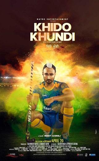 Khido Khundi 2018 Punjabi 350MB HDRip 480p