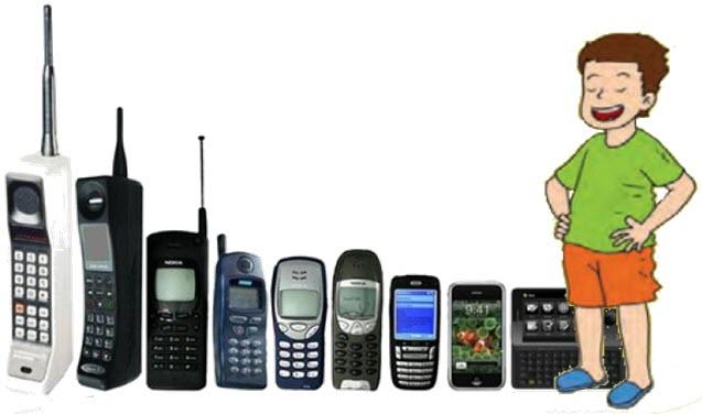 Aku Anak IndonesiaTelepon Genggam