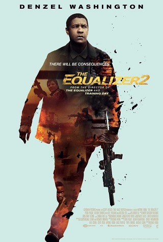 The Equalizer 2 (2018) English 999MB WEB-DL ESubs 720p