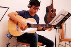hoc dan guitar solo