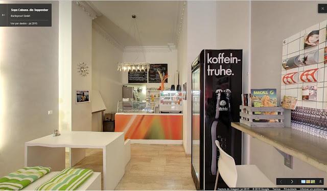 Onde comer gastando pouco em Berlim - Sopa Cabana