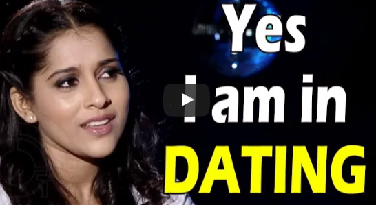 Rashmi Gautam About Love and Dating