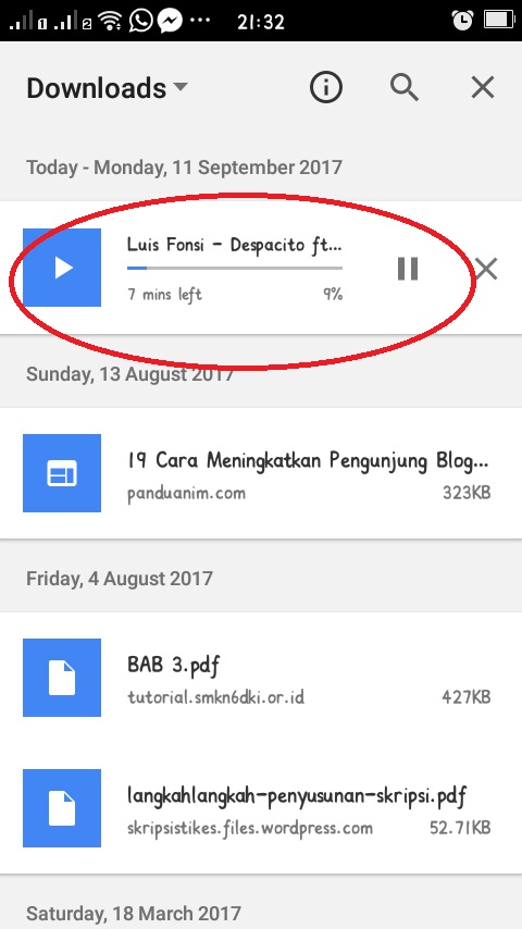 Cara Download Video Youtube Pake HP Android Dan Langsung