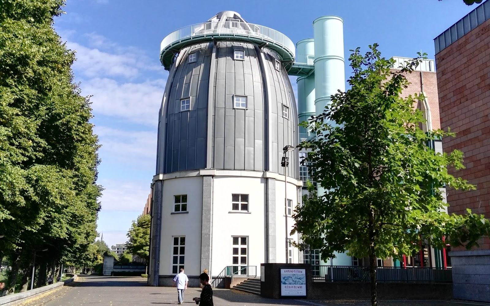 quartier céramique Maastricht