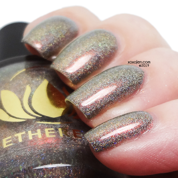 xoxoJen's swatch of Ethereal Asteroid