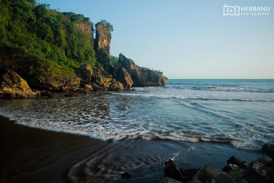 Pantai di Kebumen