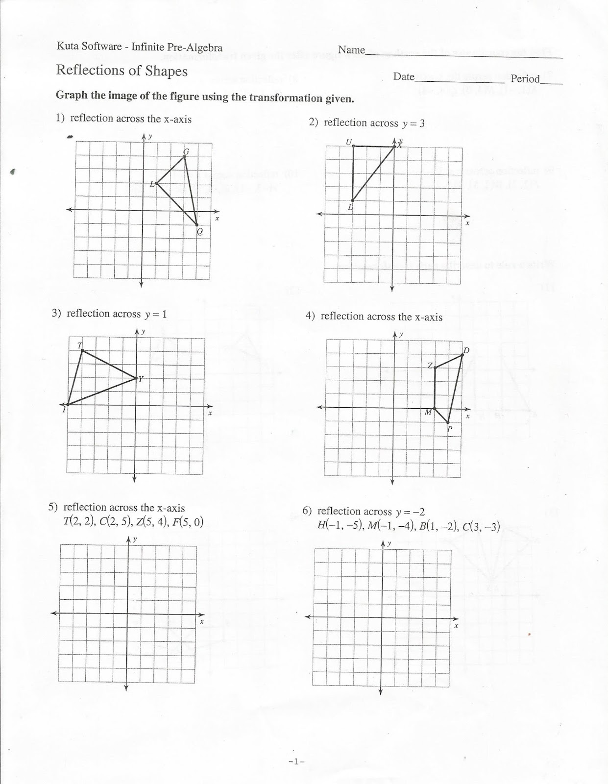 Geometry Common Core Style Parcc Practice Test Question 14 Day 157