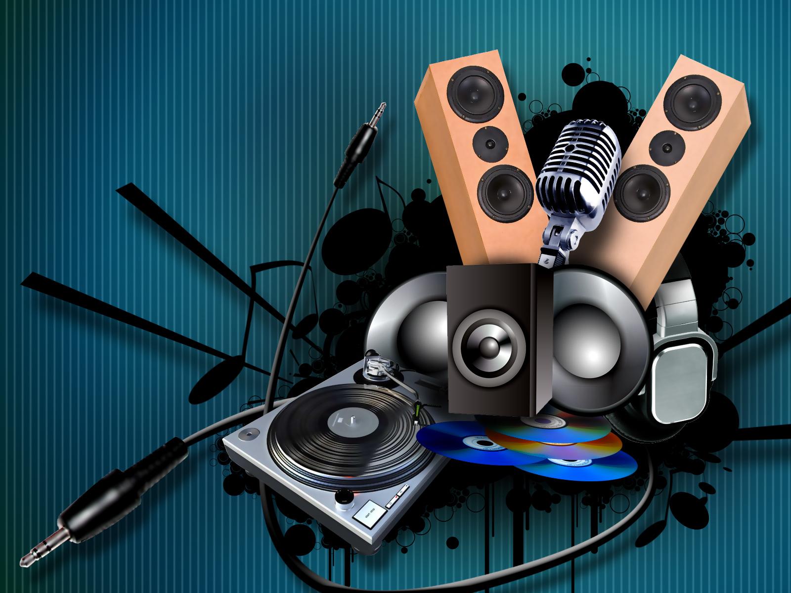 Music by danijeL one Music Wallpaper Hd