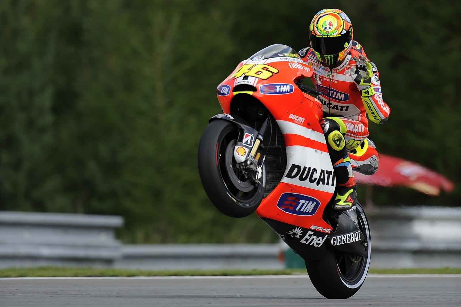 Valentino Rossi Hd Wallpaper: Wallpapers Hd For Mac: Valentino Rossi Ducati MotoGp