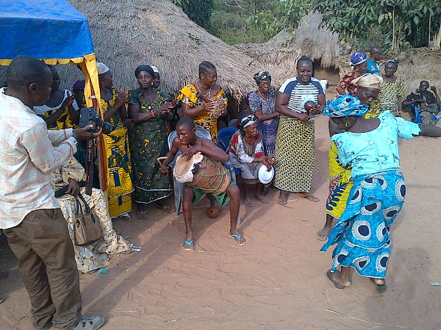 Akwete second burial