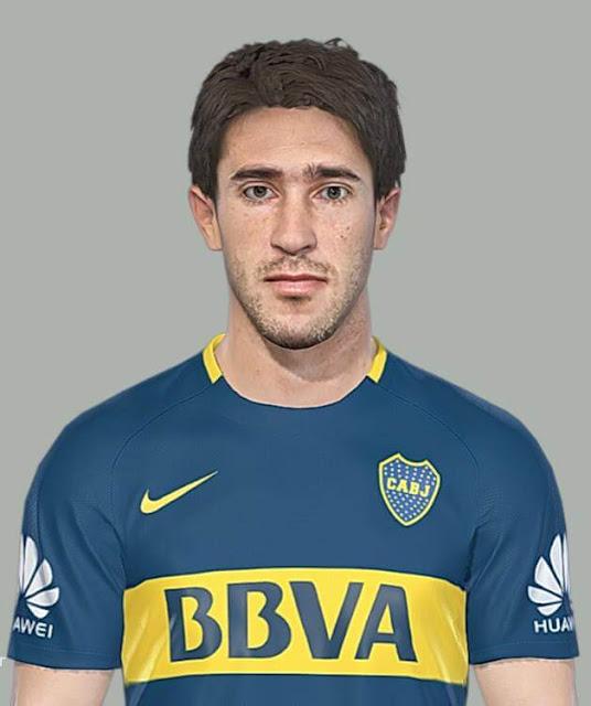 Pablo Perez Face PES 2018