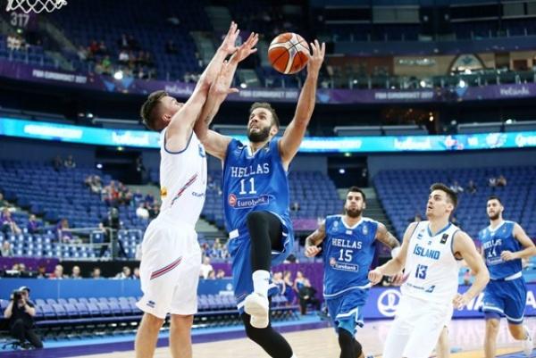 Ευρωμπάσκετ 2017: Ισλανδία-Ελλάδα 61-90. Δηλώσεις μετά τον αγώνα